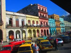 L'Avana, capitale di Cuba, la più grande città dei Caraibi.