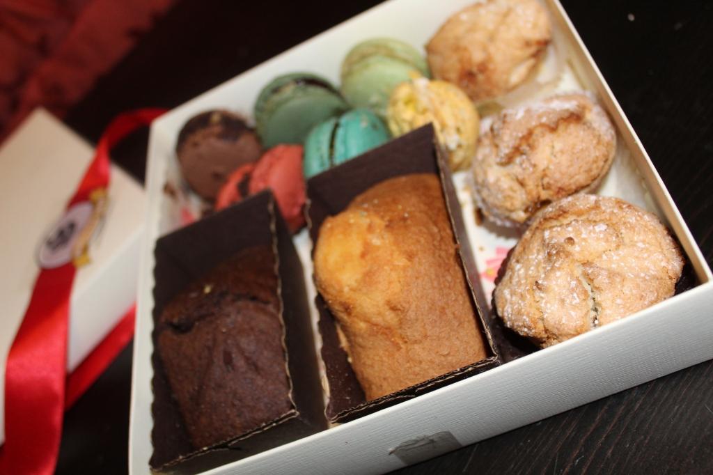 box di dolci senza glutine e senza latte